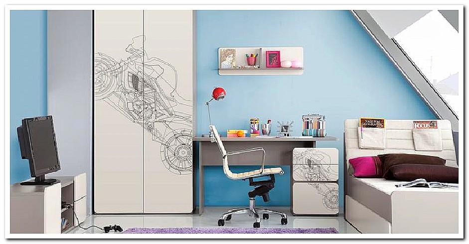 комната мальчика подростка дизайн фото