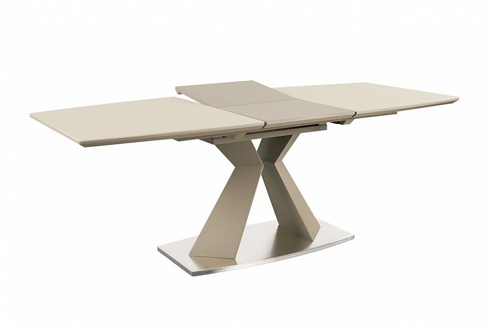 лакированный стол обеденный купить в воронеже в стиле hi tech (хайтек)