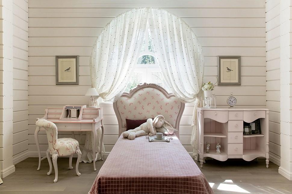 спальня для девочки подростка фото в стиле прованс