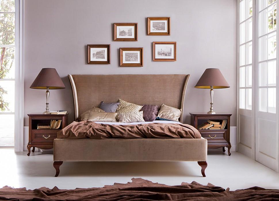 Кровать Milano польской фабрики Taranko