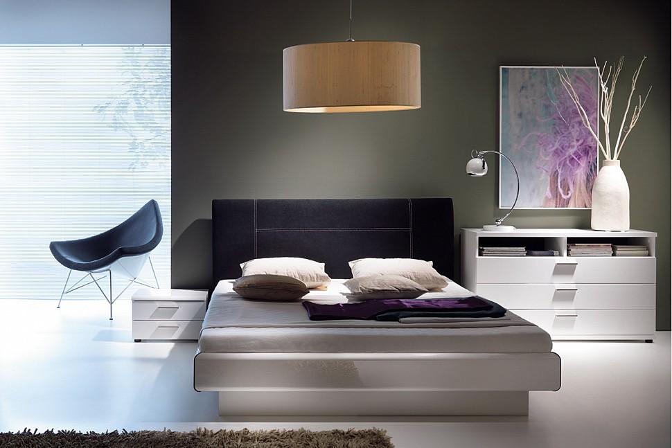 Кровать Corano польской фабрики мебели BFM