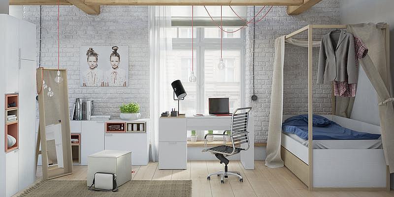 Мебель для детей и подростков 4You польской фабрики VOX