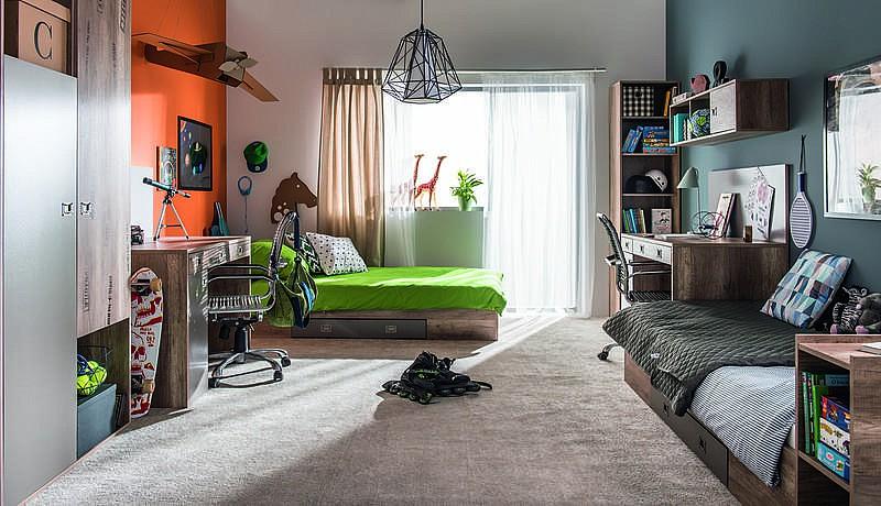 Мебель для детей и подростков Voydger польской фабрики VOX