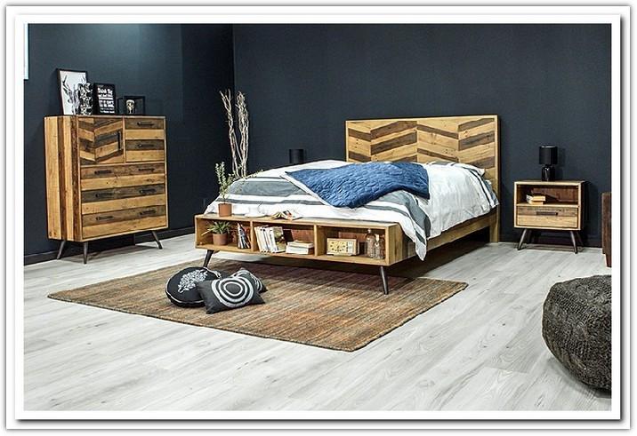 купить мебель для спальни Largo в стиле лофт недорого вы сможете в